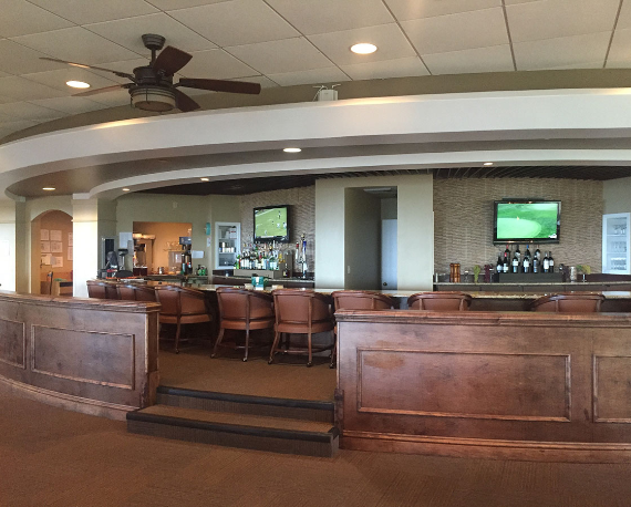 IMG Academy Golf Club Dining Area